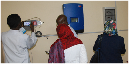 Pioneering Grid-Tie PV systems in Sudan